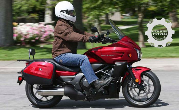Фото Honda CTX700 - фото 10 мотоциклов для невысоких водителей