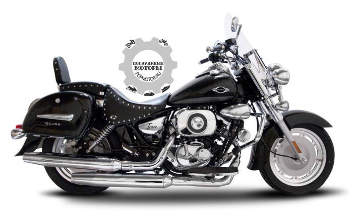 Фото Qlink Adventure 250:Tour 250 - 10 самых дешёвых уличных мотоциклов 2014 года
