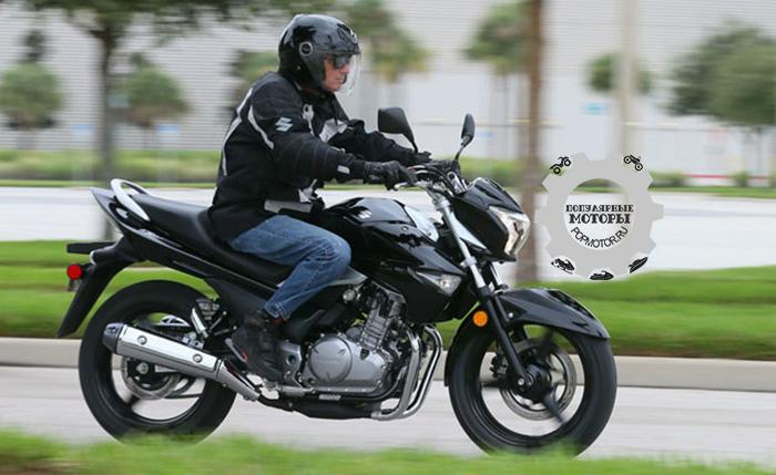 Фото Suzuki GW250 - 10 самых дешёвых уличных мотоциклов 2014 года
