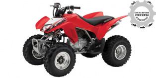 Honda TRX250X 2014