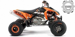 KTM 450 SX 2009