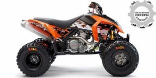 KTM 450 XC 2009