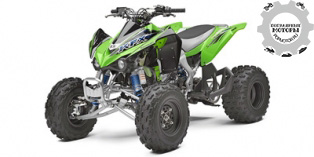 Kawasaki KFX450R 2014