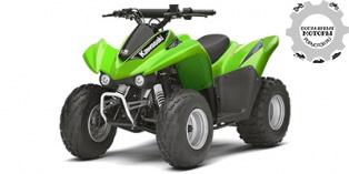 Kawasaki KFX90 2014