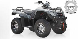 Kymco MXU 450i LE 2014
