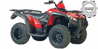 Kymco MXU 500 2014