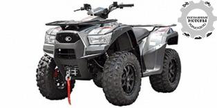 Kymco MXU 500i LE 2014