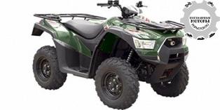 Kymco MXU 700i 2014