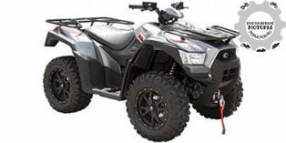 Kymco MXU 700i LE 2014