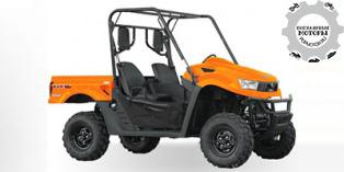 Kymco UXV 700i 2014