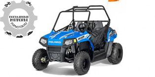 Polaris RZR 170 Voodoo Blue LE 2014