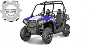 Polaris RZR 570 EPS Trail LE 2014
