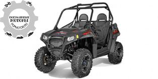 Polaris RZR 800 XC Edition Matte Black 2014