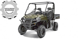 Polaris Ranger Diesel 2014
