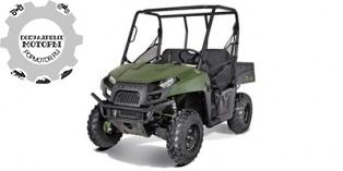 Polaris Ranger 800 Midsize 2014