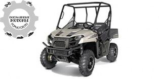 Polaris Ranger 800 EPS Midsize Gold Mist LE 2014