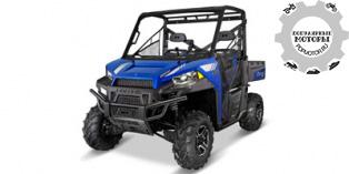 Polaris Ranger XP 900 EPS Blue Fire LE 2014