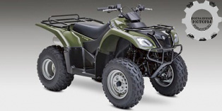 Suzuki Ozark 250 2014