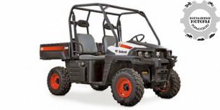 Bobcat 3400 4×4 Diesel 2013