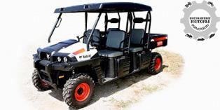 Bobcat 3400XL 4×4 Diesel 2013