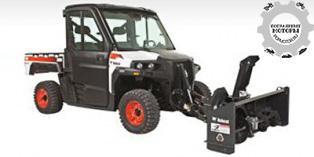 Bobcat 3650 4×4 Diesel 2013