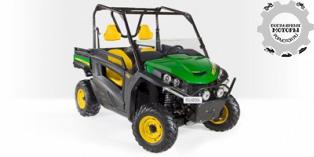 John Deere Gator RSX 850i 2013