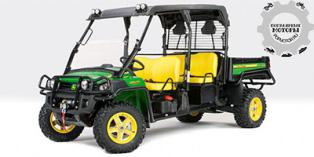 John Deere Gator XUV 4×4 855D S4 2013