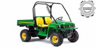 John Deere High Performance HPX Diesel 4×4 2013