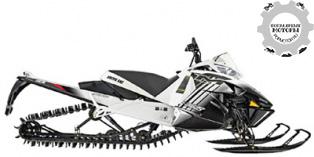 Arctic Cat M 9000 Limited 162 2014