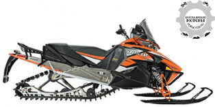 Arctic Cat XF 7000 CrossTour 2014