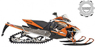 Arctic Cat XF 7000 Sno Pro 2014