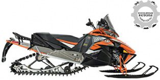 Arctic Cat XF 9000 CrossTour 2014