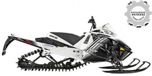 Arctic Cat XF 9000 High Country Limited 2014