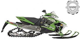 Arctic Cat ZR 8000 Sno Pro 2014