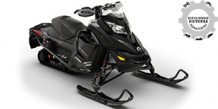 Ski-Doo MXZ X 600 H.O. E-TEC 2014