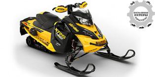 Ski-Doo MXZ X-RS 800R E-TEC 2014