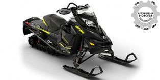 Ski-Doo Renegade Backcountry X 600 E-TEC 2014