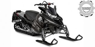 Yamaha SR Viper M-TX 153 2015