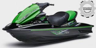 Kawasaki Jet Ski STX-15F 2014