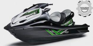 Kawasaki Jet Ski Ultra LX 2014