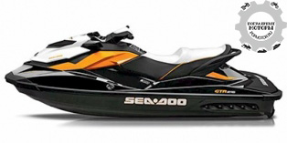 Sea-Doo GTR 215 2014
