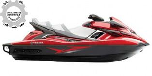 Yamaha WaveRunner FX Cruiser HO 2014
