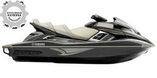 Yamaha WaveRunner FX Cruiser SHO 2014