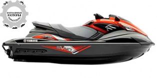 Yamaha WaveRunner FZS 2014