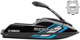 Yamaha WaveRunner Superjet 2014