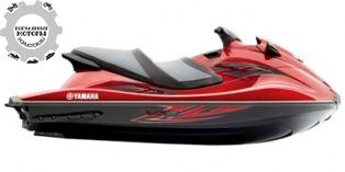 Yamaha WaveRunner VXR 2014