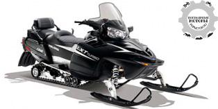 Polaris Turbo IQ LXT 2014