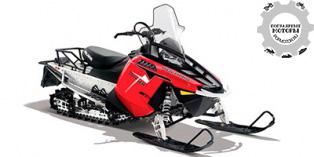 Polaris 600 Indy Voyageur 2014