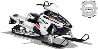 Polaris 600 PRO-RMK 155 2014