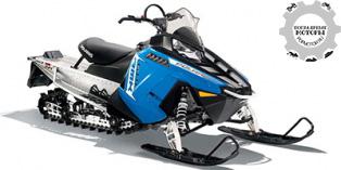 Polaris 600 RMK 144 2014